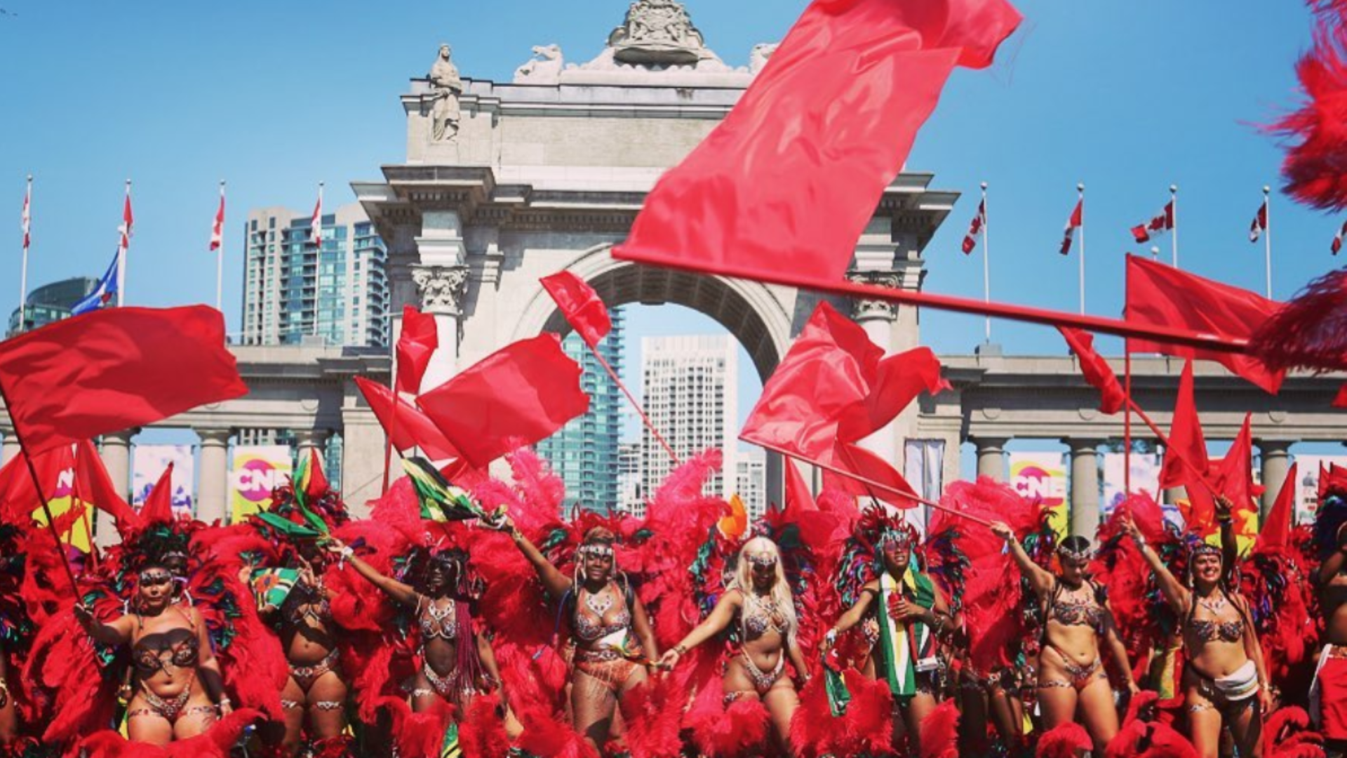 Give It To Dem! 19 Times Toronto's Caribana Gave Us Carnival Fever