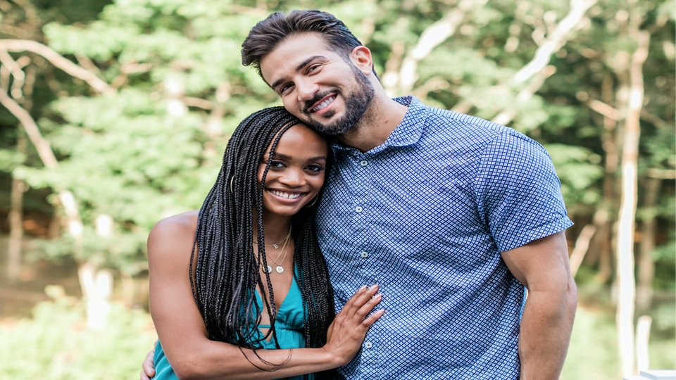 Rachel Lindsay On Getting Married, Rooting For Mike Johnson To Become The First Black 'Bachelor'