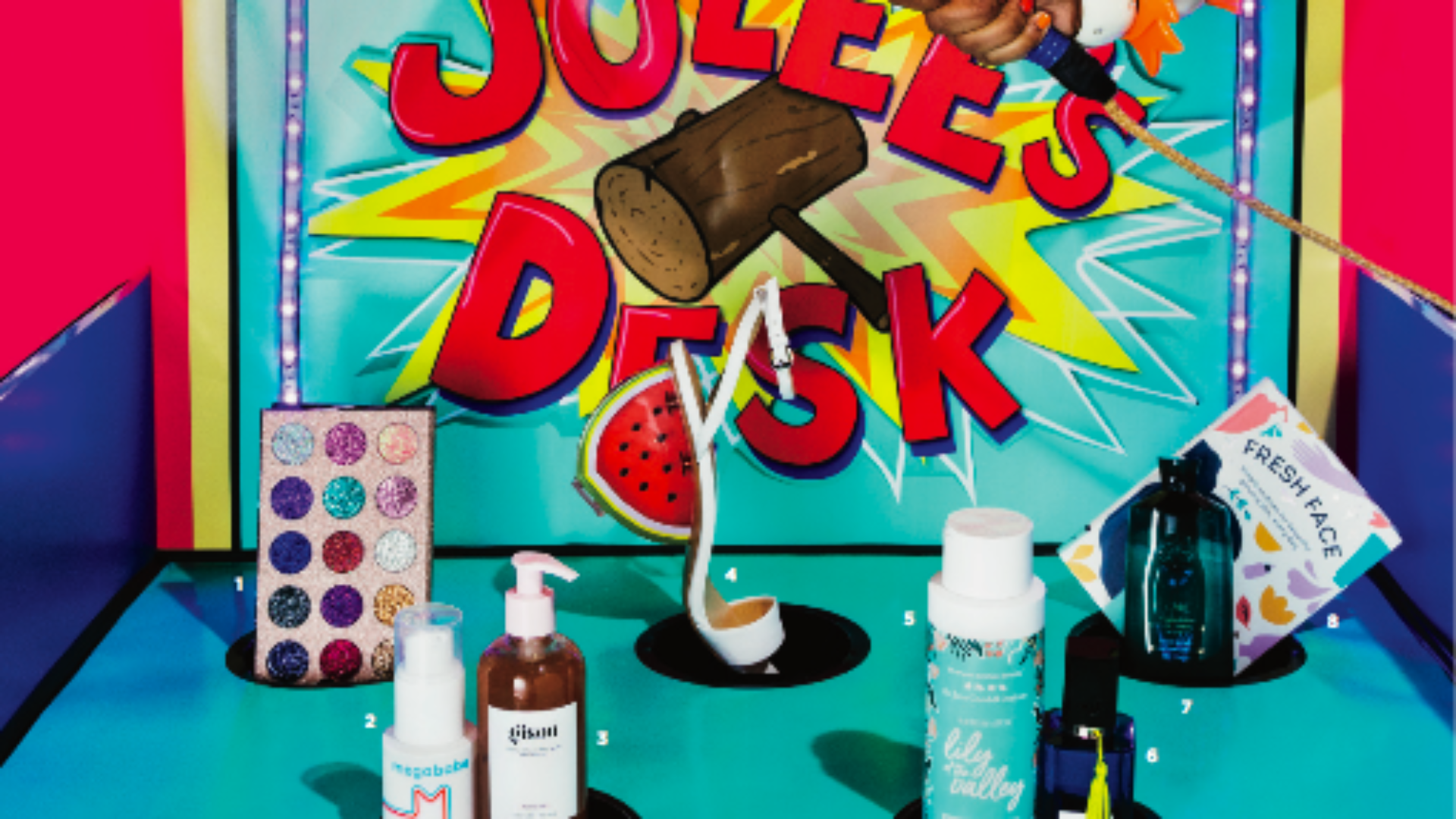 Dope Stuff On My Desk: Score Big This Summer With These Spectacular Finds
