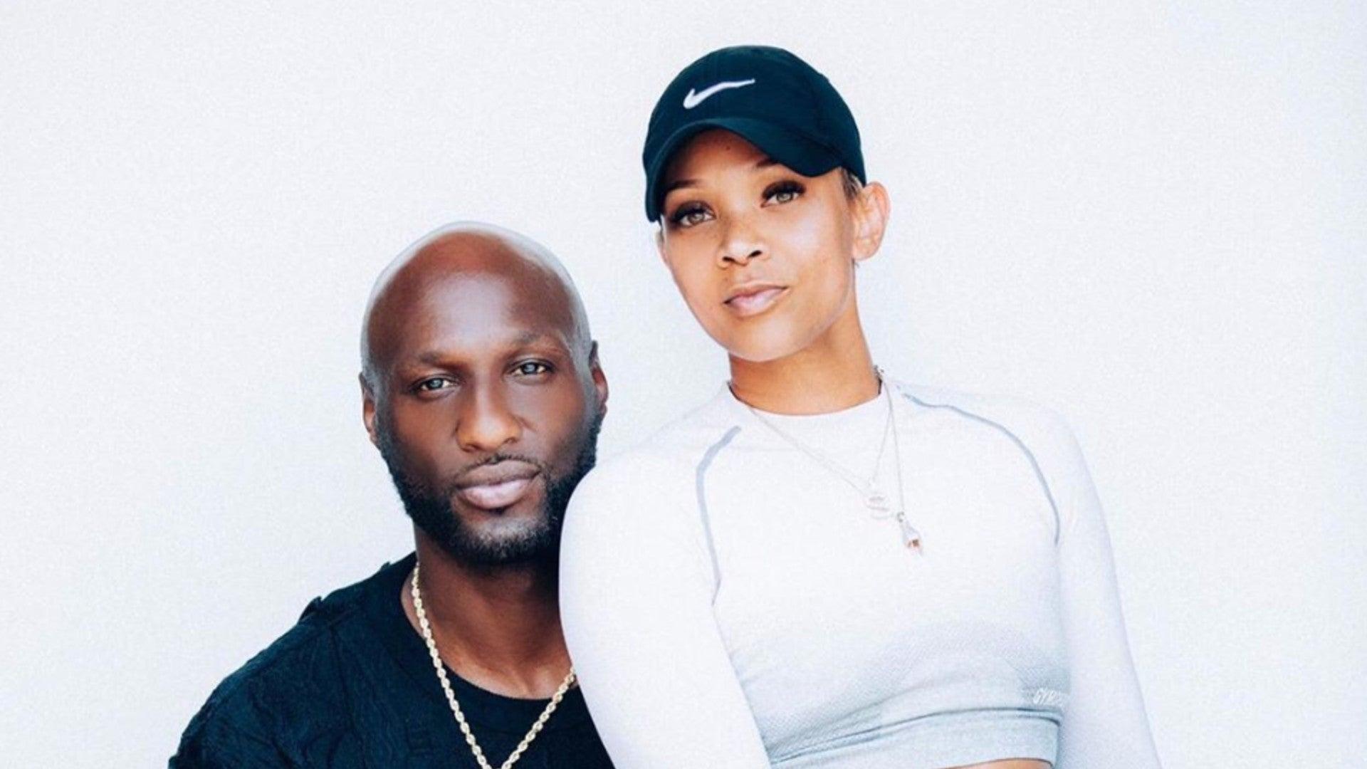 Lamar Odom's New Girlfriend Is A Bombshell