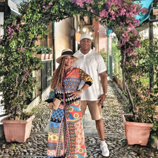 LL Cool J Rapping To His Wife In Italy Has Us Ready For A Baecation