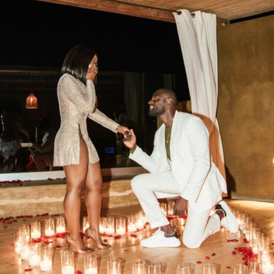 Beauty Guru Jackie Aina Is Engaged! Check Out The Stunning Proposal In Greece