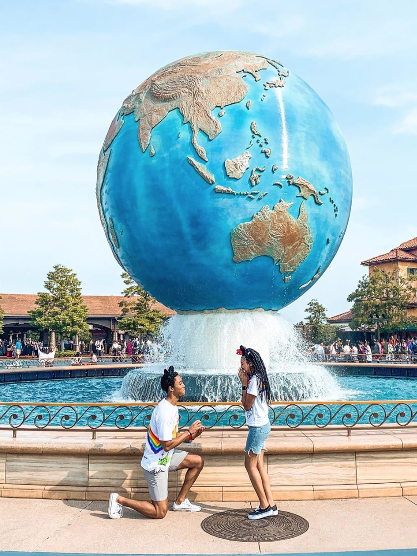Black Travel Vibes: This Couple's Tokyo Trip Was Out Of This World