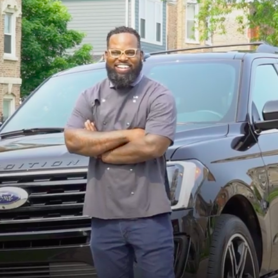 Chicago Creatives Rely on Ford To Help Bring Their Vision To The Windy City