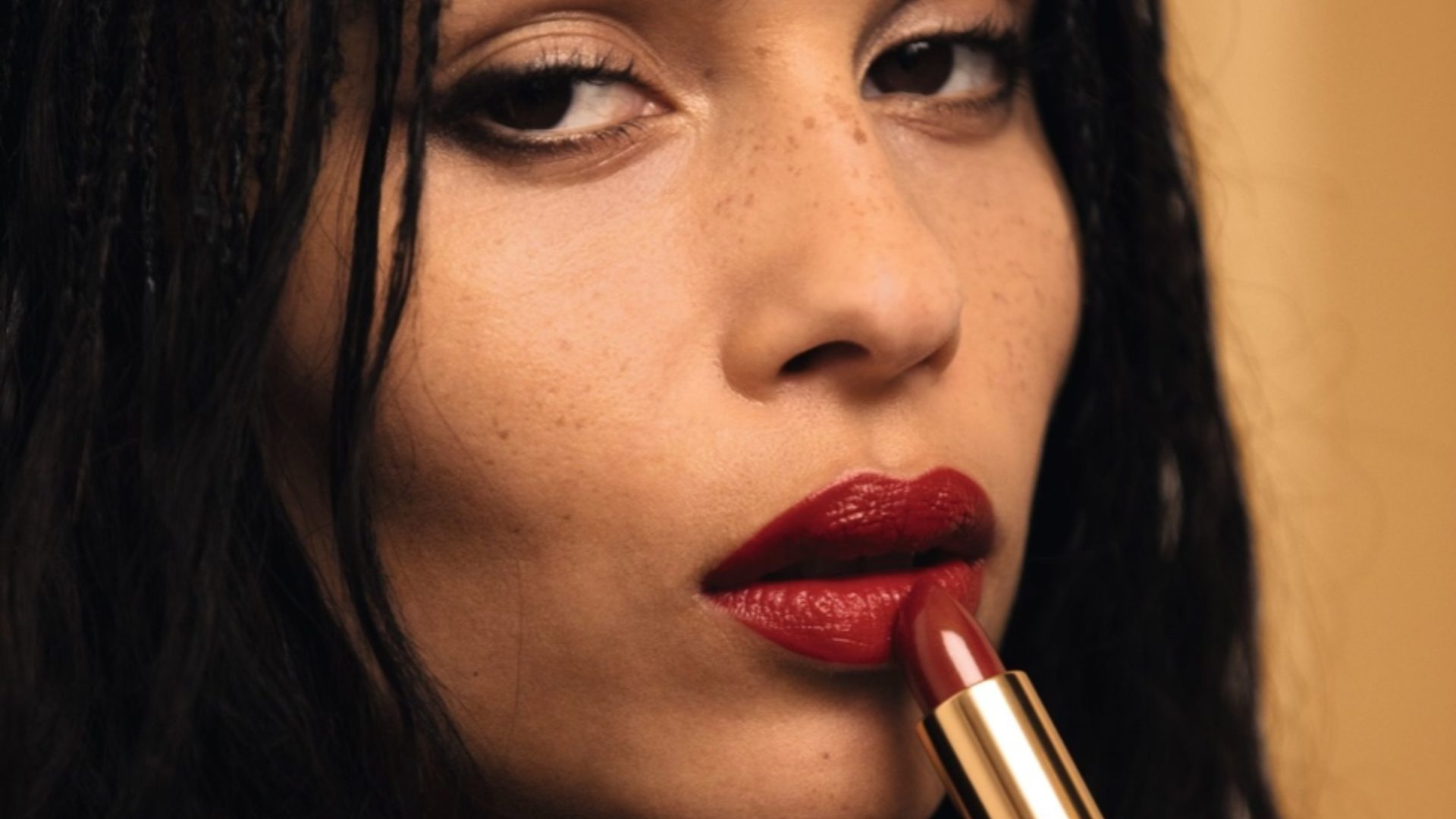 Zoe Kravitz Shares Details On Her New YSL Lipstick Collection And The Women Who Inspired It