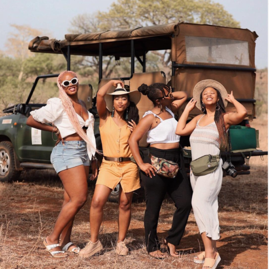 Black Travel Vibes: An African Safari Is The Girls' Trip You Didn't Know You Needed