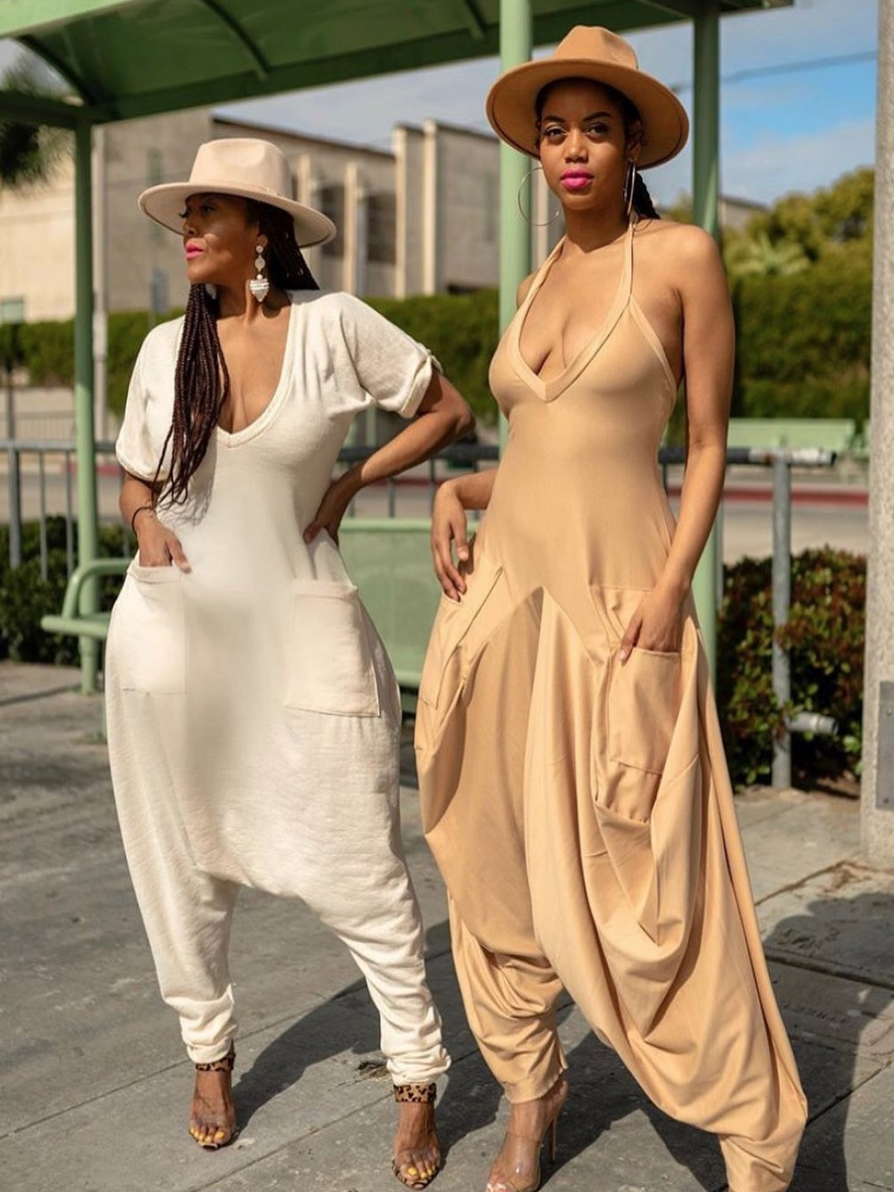 What I Screenshot: The Utility Jumpsuit That's Equal Parts Chic and Cool