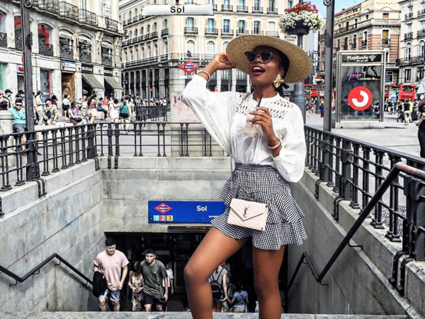 Black Travel Vibes: Madrid Is The Perfect End Of Summer Escape