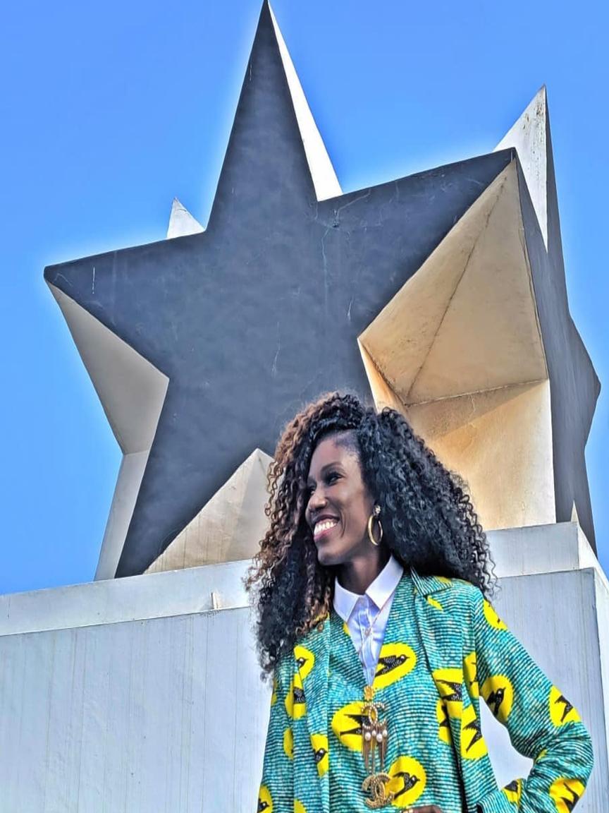 Bozoma Saint John's African Escape Has Us Ready To Book A Flight To Ghana Tonight