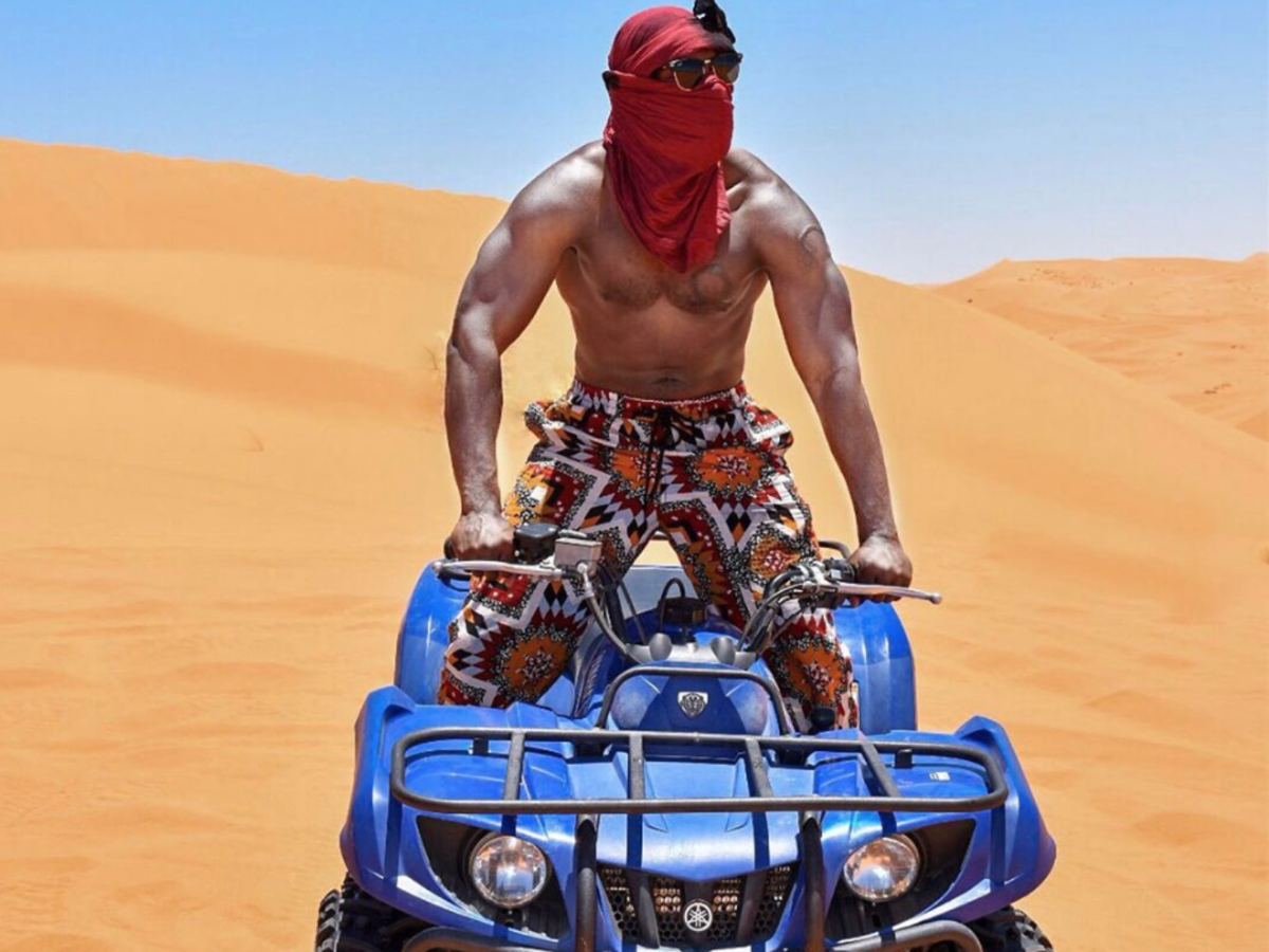 Black Travel Vibes: Explore The Magic of Morocco