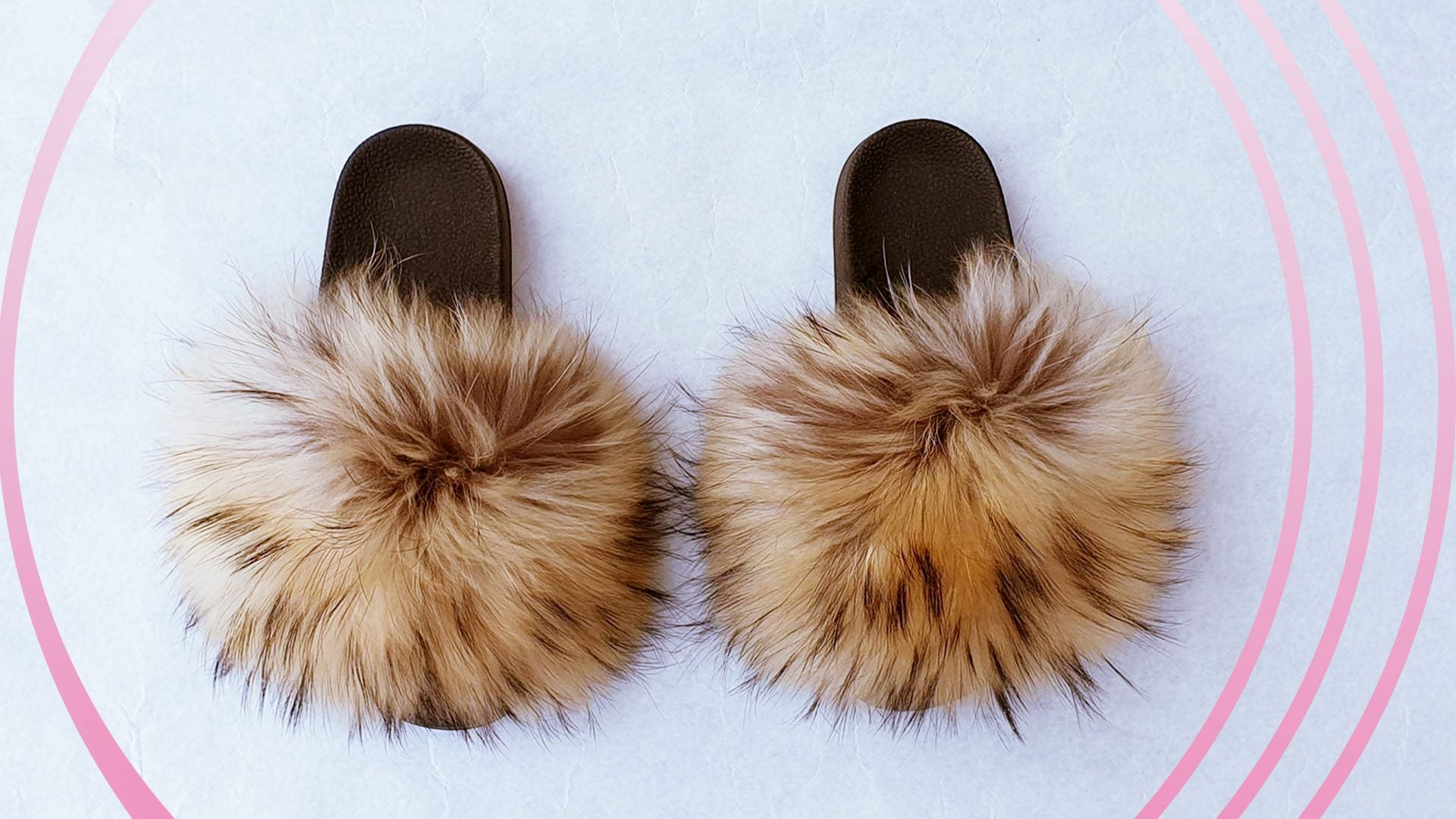 Trend Watch: The Chic And Comfy Fur Slippers We're Seeing Everywhere