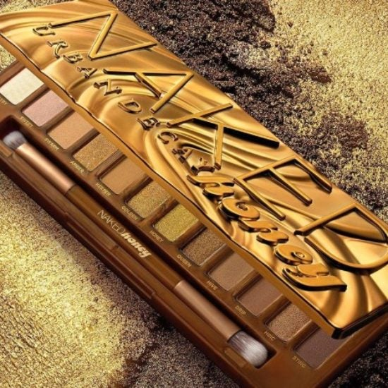 Lizzo And Urban Decay Reveal The New NAKED Honey Eyeshadow Palette