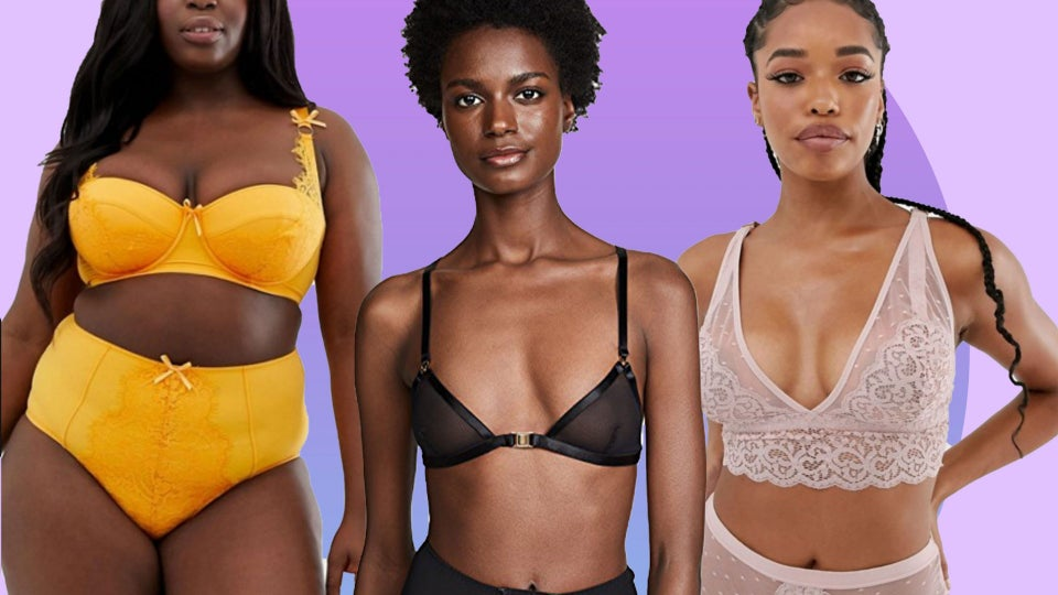 Upgrade Your Lingerie for National Underwear Day With These Body-Specific Picks
