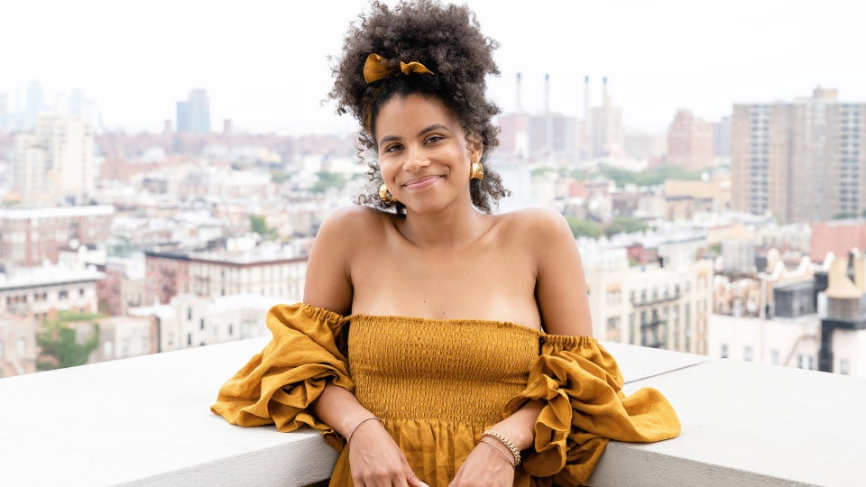 Zazie Beetz On Natural Beauty And The Products That Make Her Skin Glow