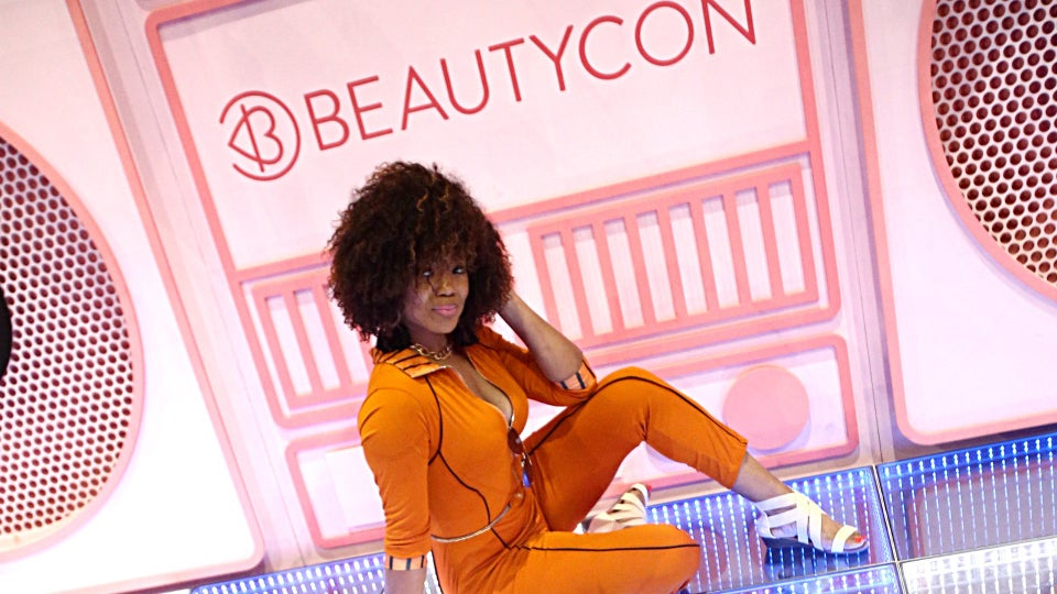 These Are The Black-Owned Brands From Beautycon LA You Should Be Shopping