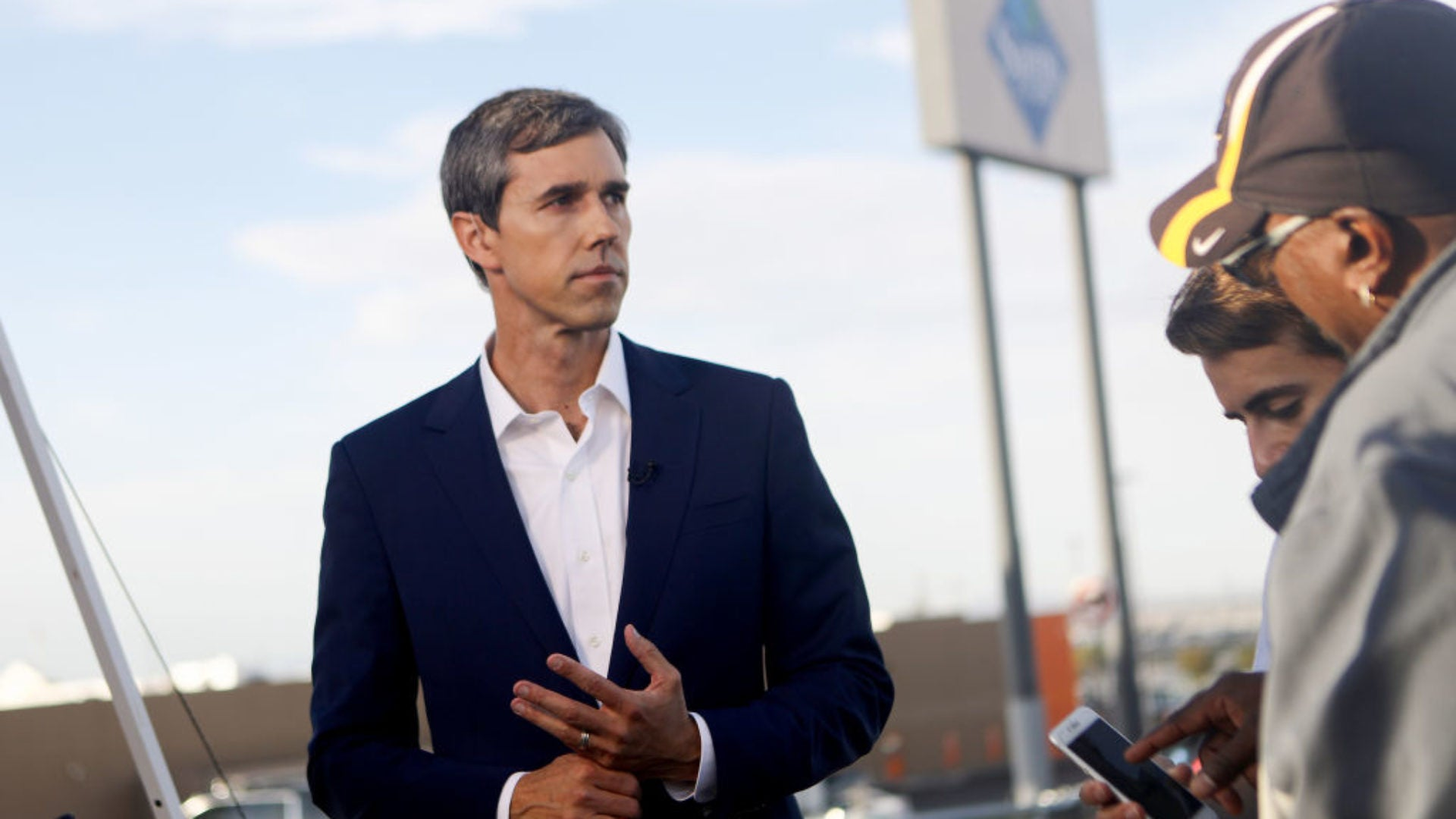 Beto O'Rourke Is Tired Of Media Asking 'If' Donald Trump Is Racist When It's Clear That He Is