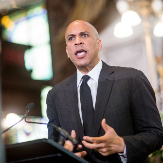 Cory Booker: EPA Has 'Responsibility' To Help Pay For Bottled Water During Newark Lead Crisis