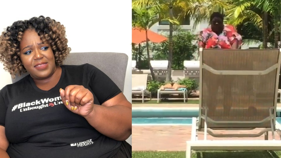 The OverExplainer Reacts To A Black Woman Proving On-Lookers Wrong
