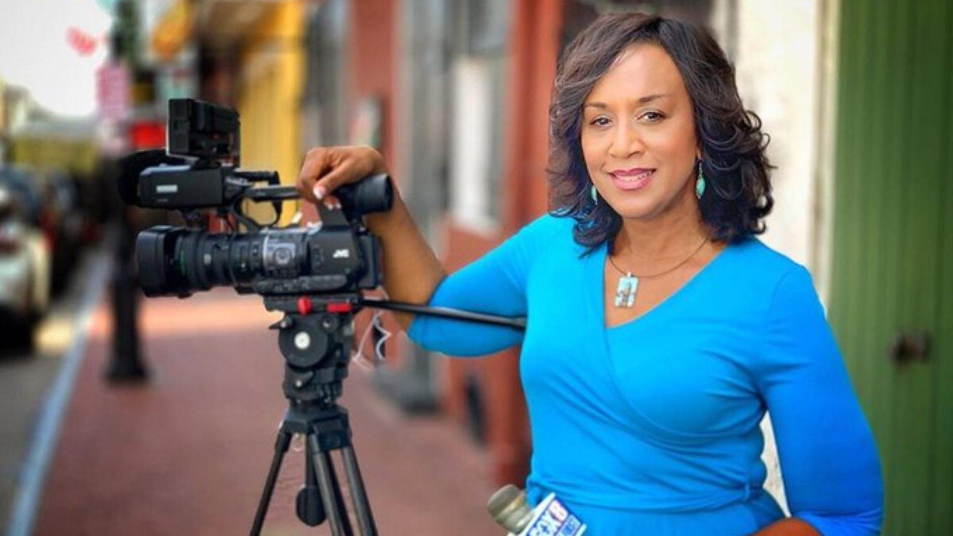 Journalist Nancy Parker Dies In New Orleans Plane Crash