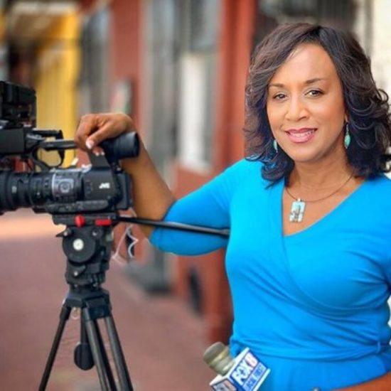 Journalist Nancy Parker Dies In New Orleans Plane Crash