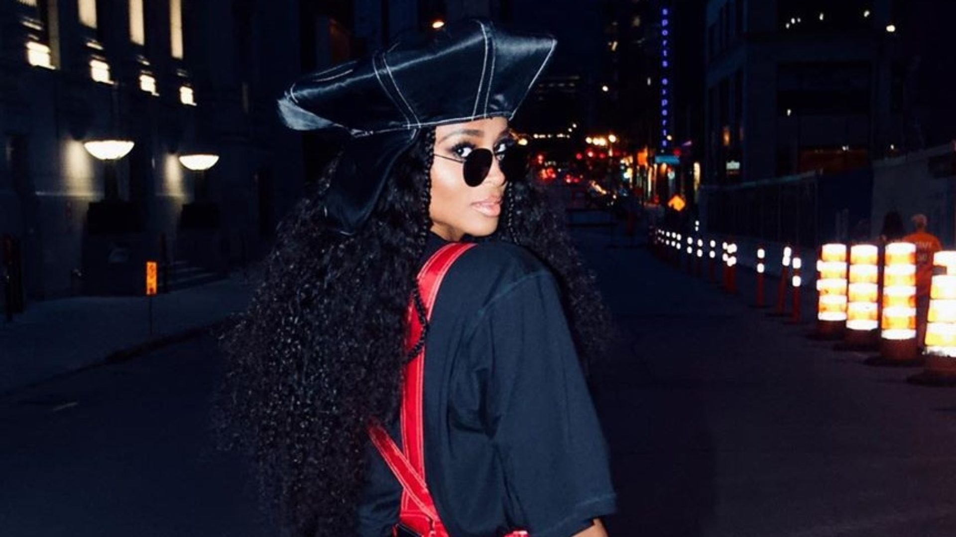 Ciara Wore An Oversized Beret And Now We Want One