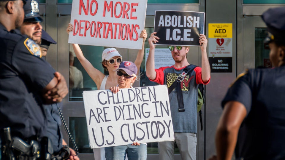 ICE Detention Centers In Mississippi, Louisiana