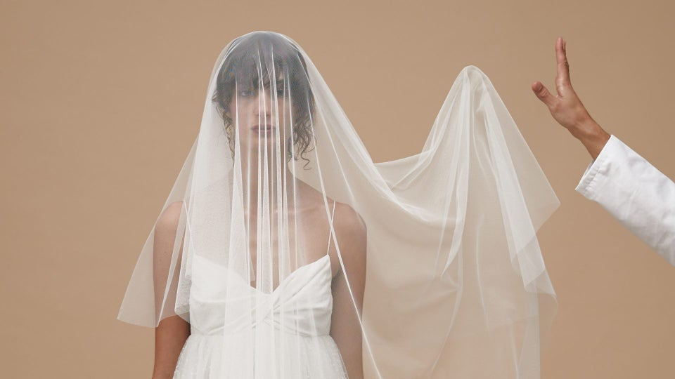 Karen Walker Debuts Modern Bridal Collection