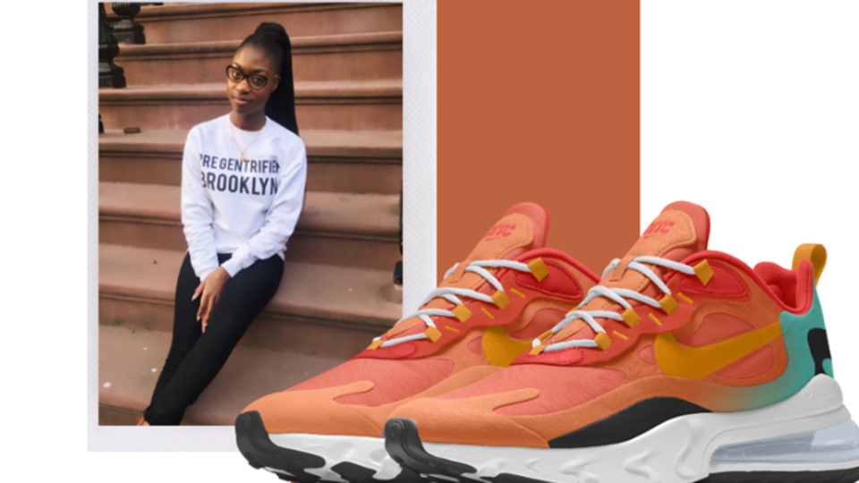 Nike Tapped This Brooklyn Activist For Latest Shoe Collab