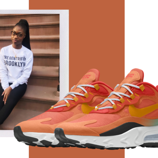 Nike Collaborated With This Brooklyn Activist For Latest Shoe Collab