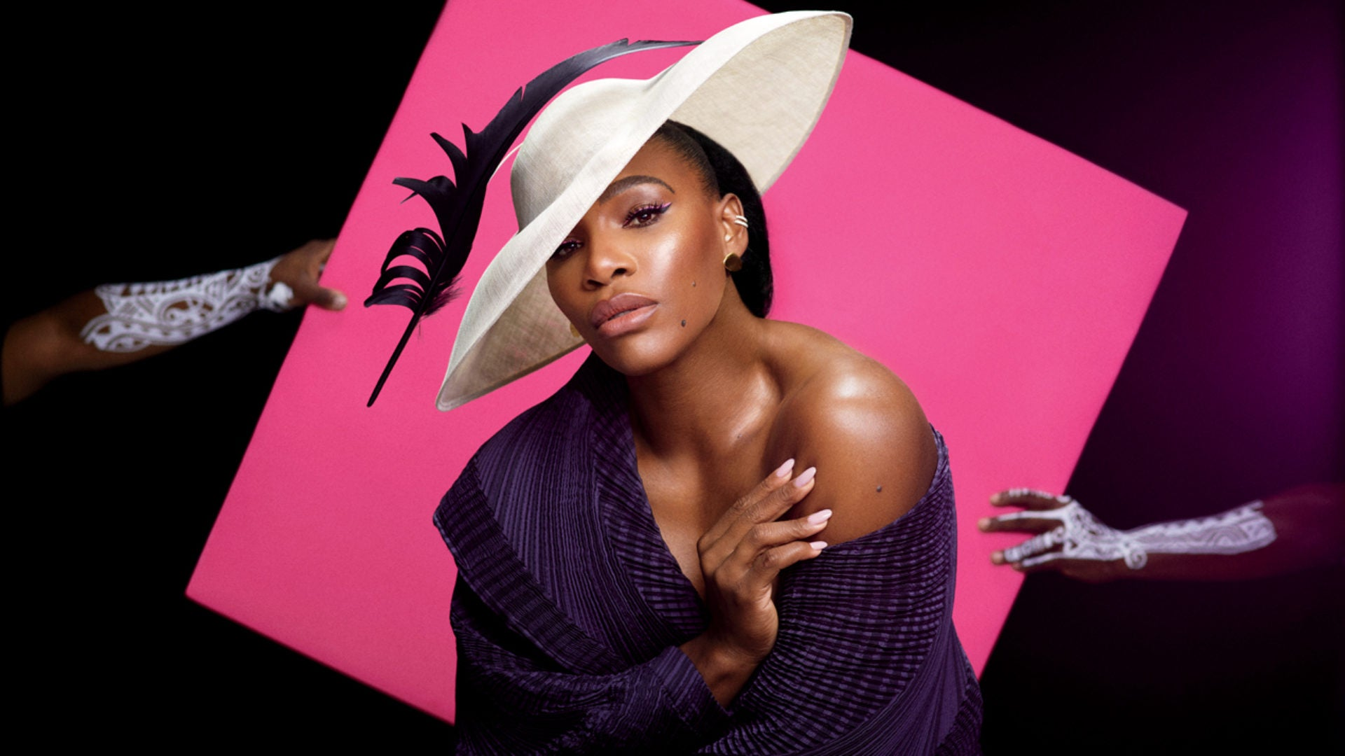 The Future of Serena Williams: The Tennis Superstar And Designer Is Ready To Conquer More