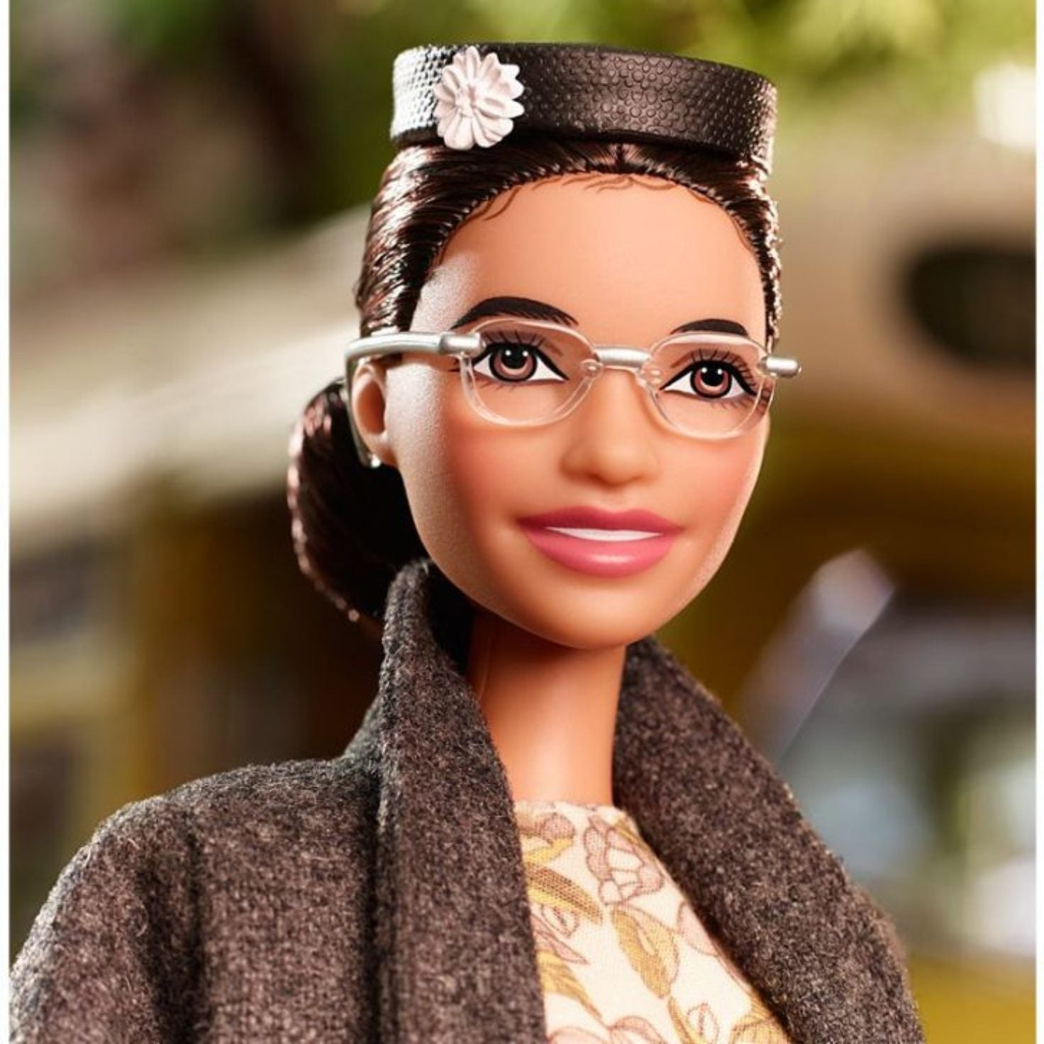 Barbie Launches New Rosa Parks Doll