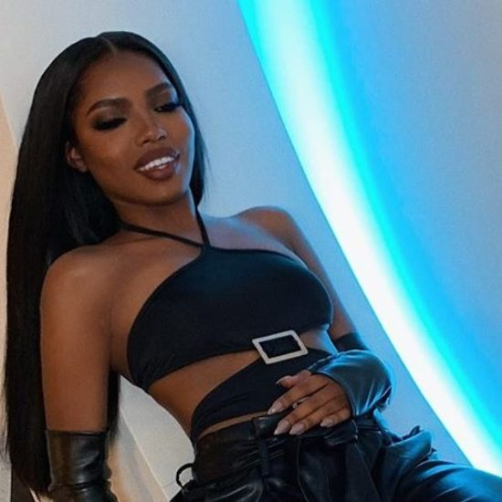 Ryan Destiny Has The Chicest Throwback Style