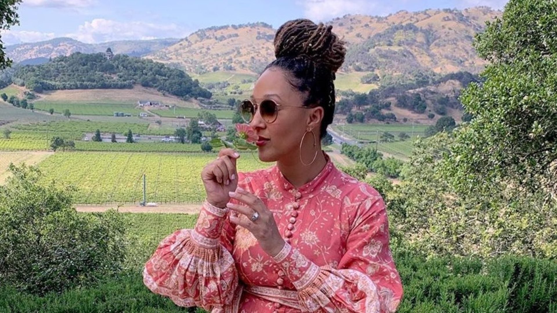 We Can't Get Enough Of Tamera Mowry's Summer Style