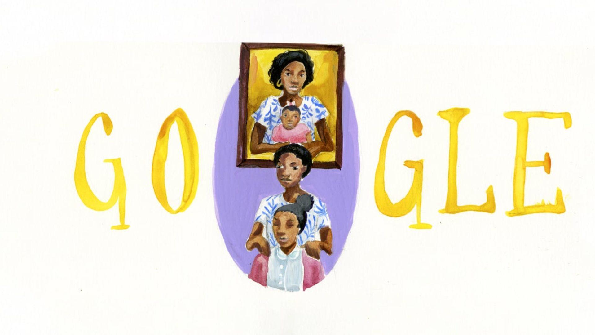 Georiga Teen Honors Mother In Prize-Winning Doodle For Google