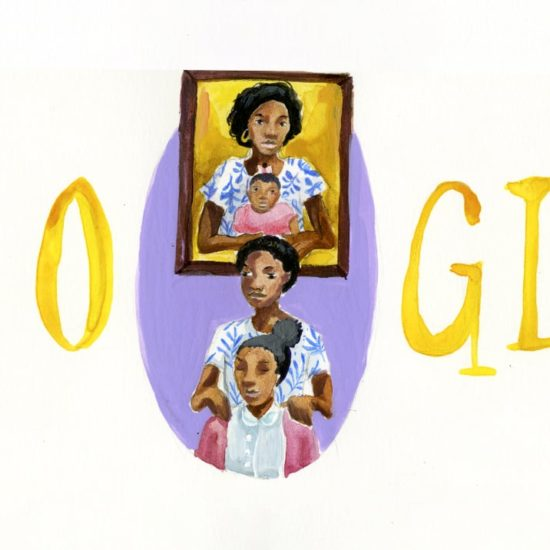 Georiga Teen Honors Mother In Prize-Winning Doodle For Google