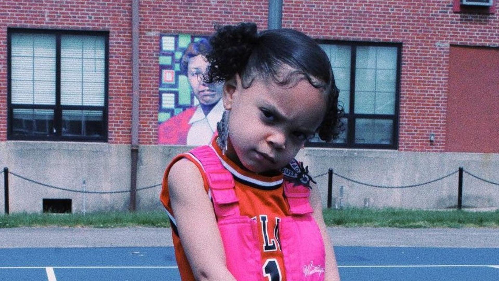Instagram's Favorite Toddler Zaza Is A Style Maven