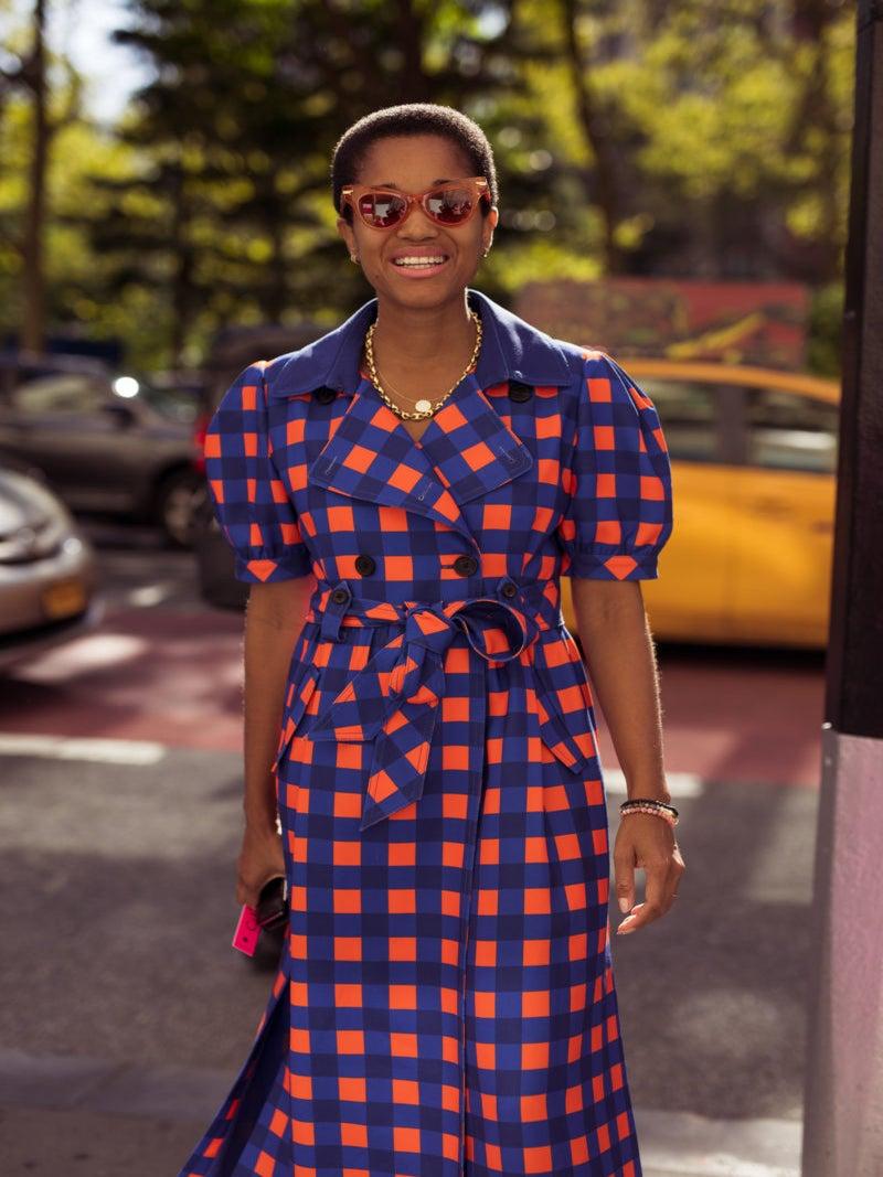 Shop Like A New York Fashion Week Street Style Star