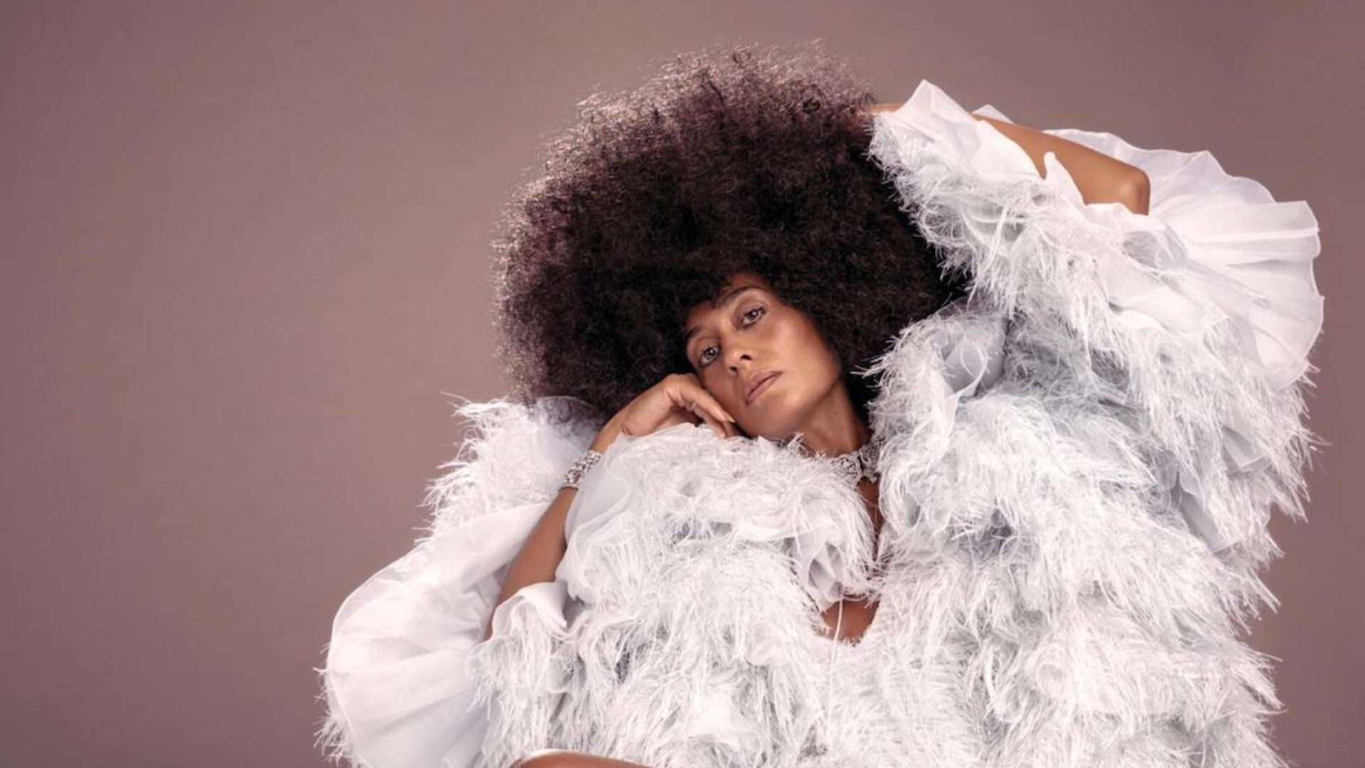 Actress Tracee Ellis Ross Is Living Her Juiciest Life