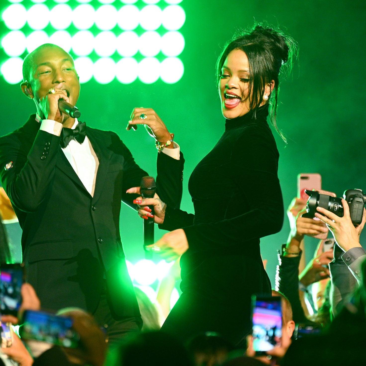 Inside Rihanna's 5th Annual Diamond Ball Star-Studded Performances