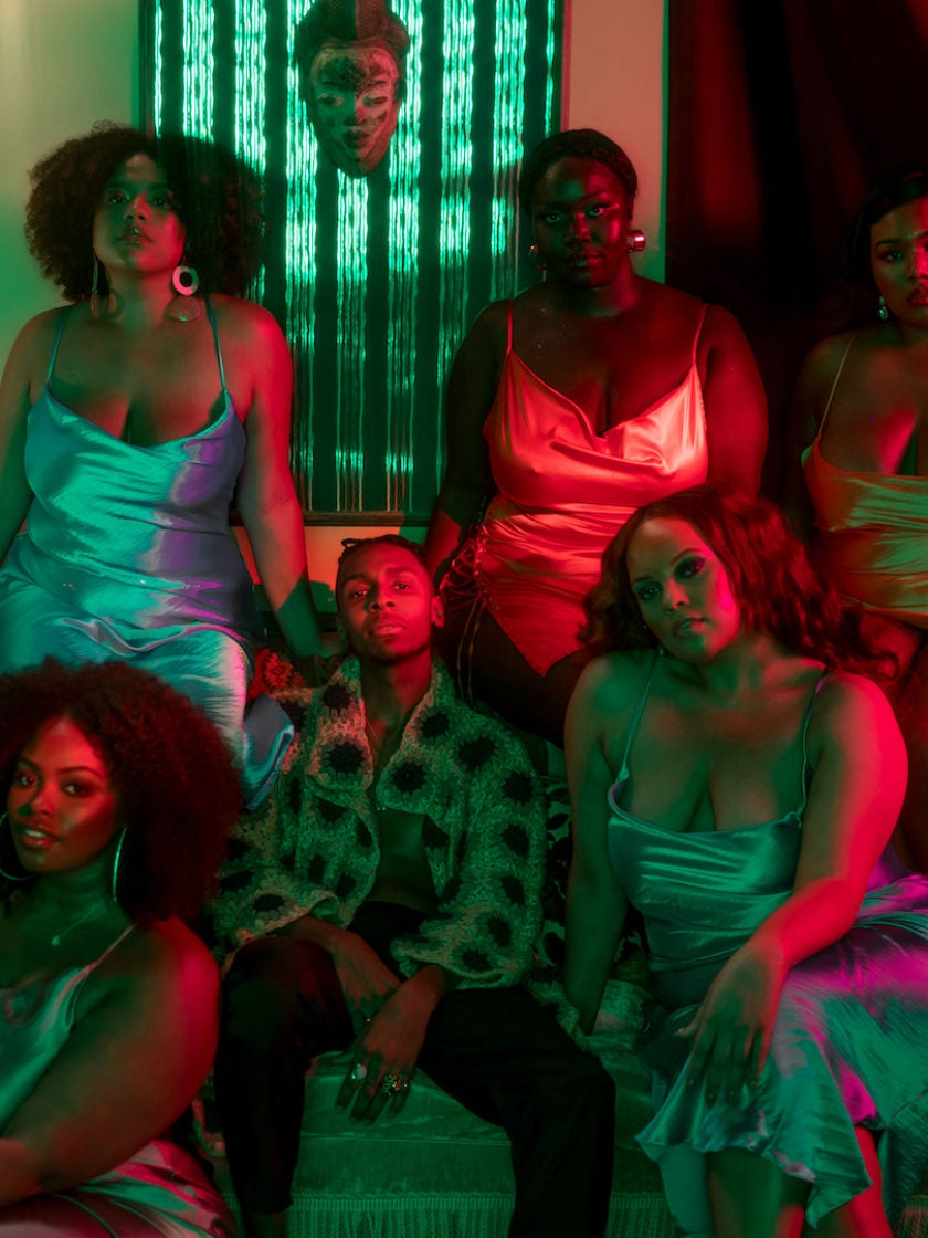 Masego Celebrates Curvy Women With Thumping Neon 'Big Girls' Video