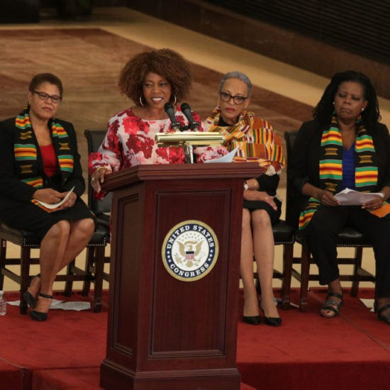 Congressional Ceremony Marks 400 Years Of Slavery In America
