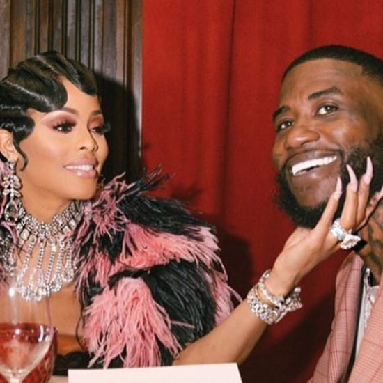 Gucci Mane And Keyshia Ka'oir Style Their Way Through Milan Fashion Week