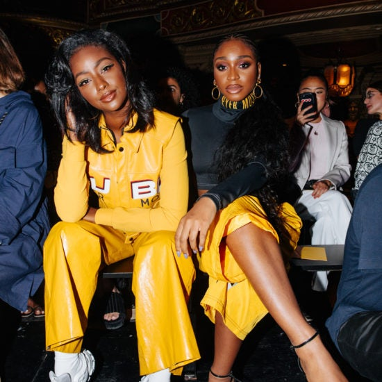 Justine Skye, Normani, Tracee Ellis Ross, And More Celebs Out and About