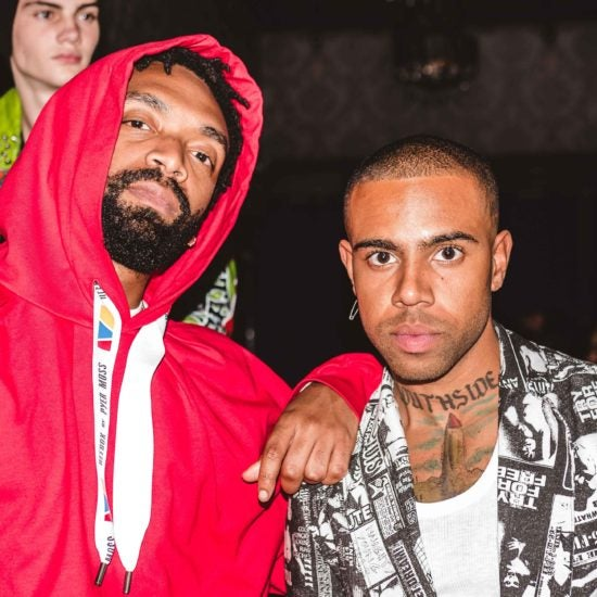 Vic Mensa Throws Epic NYC Party To Celebrate 93 Punx Collection
