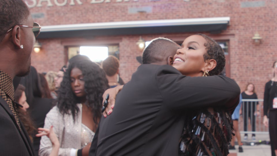 Screaming OMG Over This Heart-Warming LeToya Luckett And Wyclef Jean Reunion
