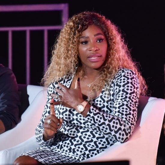 Serena Willams Talks Business Ventures At Advertising Week New York