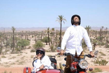Ludacris And Eudoxie Riding Dirty In Marrakech Is The Baecation Inspo We Needed