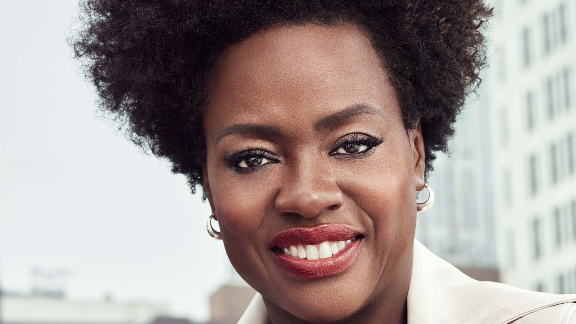 Viola Davis Is The Newest Face Of L'Oréal Paris