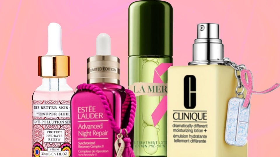 9 Beauty Buys That Support Breast Cancer Awareness