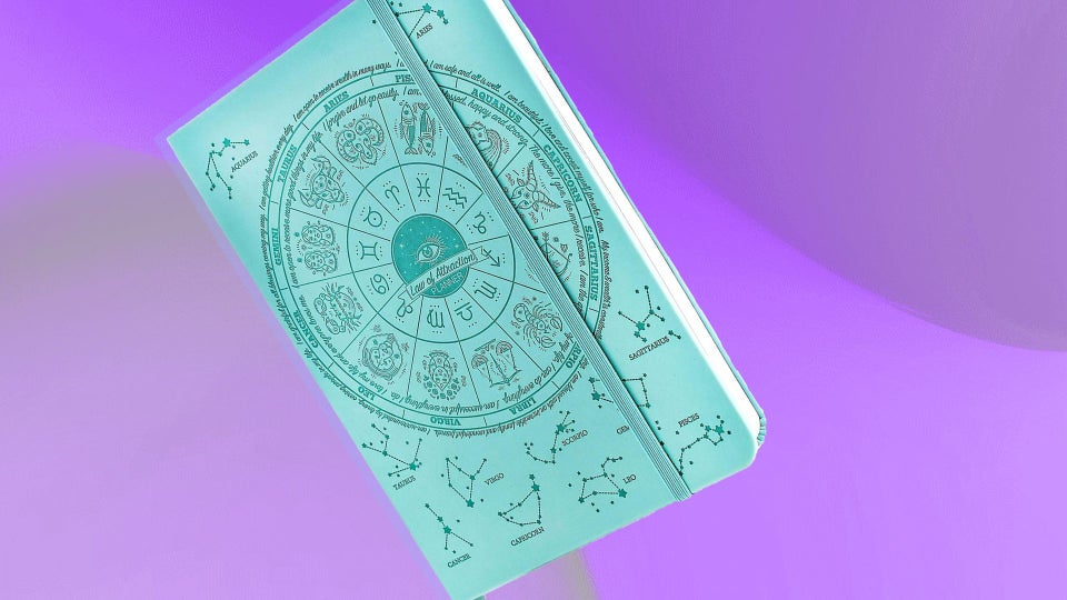 I'm Making The Last Three Months Of The Year Count With This 'Law Of Attraction' Planner